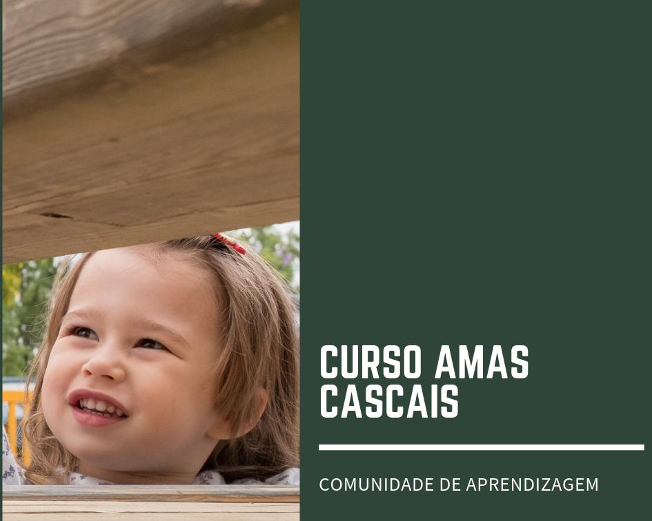 Course Image Comunidade Aprendizagem Curso Amas Cascais